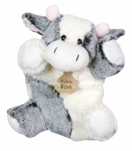 Histoire d'Ours Handpuppe Kuh HO2136