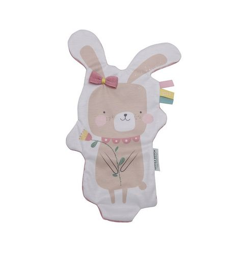 Little Dutch Knistertuch Hase adventure rosa LD4500